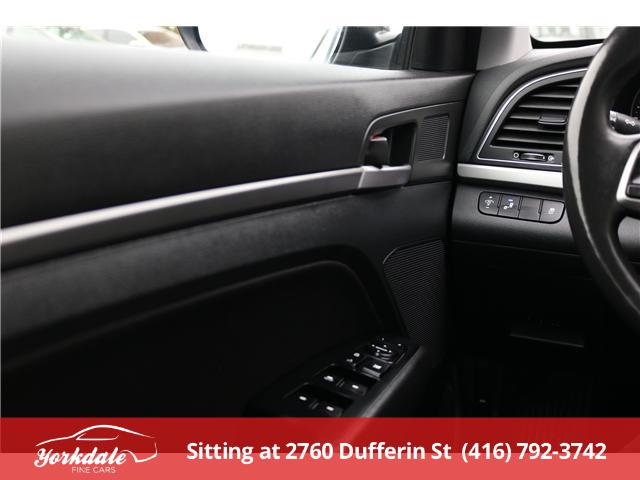 2017 Hyundai Elantra GL (Stk: Y2 8992) in North York - Image 21 of 25