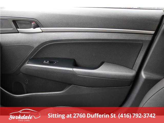 2017 Hyundai Elantra GL (Stk: Y2 8992) in North York - Image 22 of 25