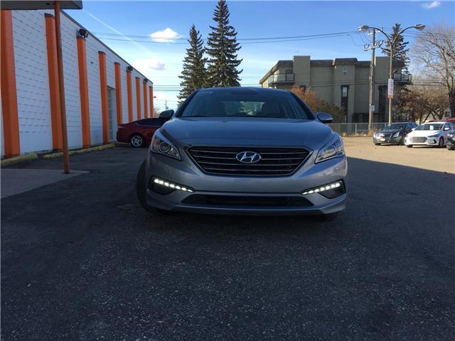 2015 Hyundai Sonata GL (Stk: F222) in Saskatoon - Image 2 of 19