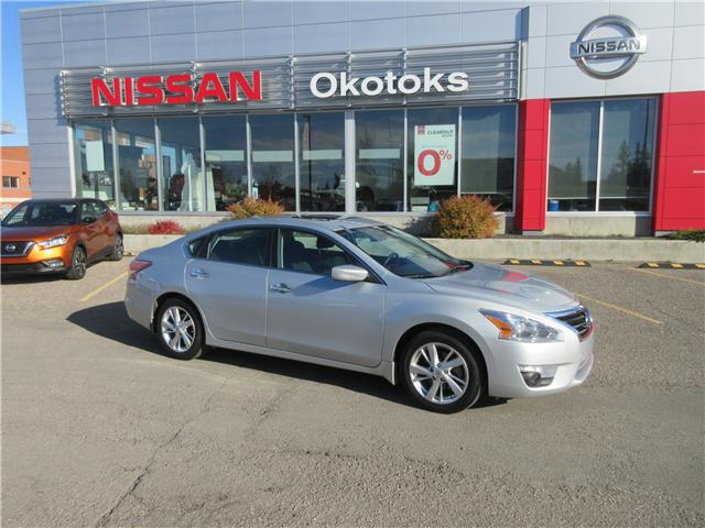2015 Nissan Altima 2.5 SV (Stk: 7835) in Okotoks - Image 1 of 19
