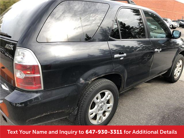 2004 Acura MDX Base (Stk: J81169A) in Mississauga - Image 2 of 14
