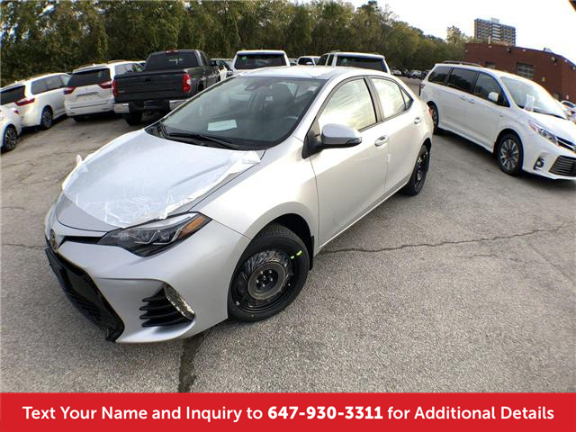 2019 Toyota Corolla SE (Stk: K3166) in Mississauga - Image 1 of 19