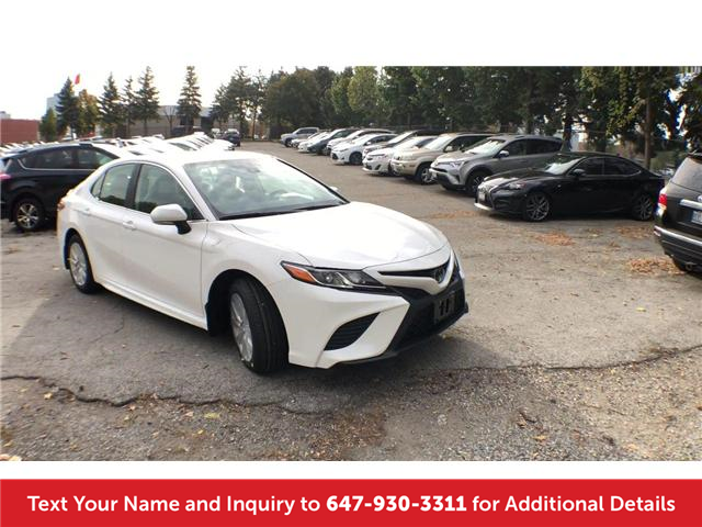 2019 Toyota Camry SE (Stk: K4163) in Mississauga - Image 2 of 19