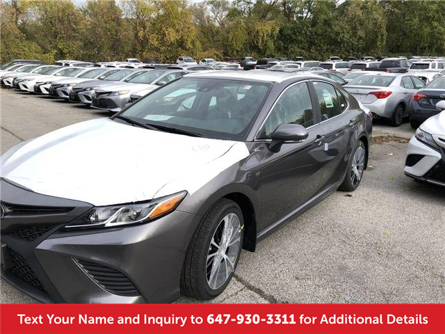 2019 Toyota Camry SE (Stk: K4160) in Mississauga - Image 1 of 16
