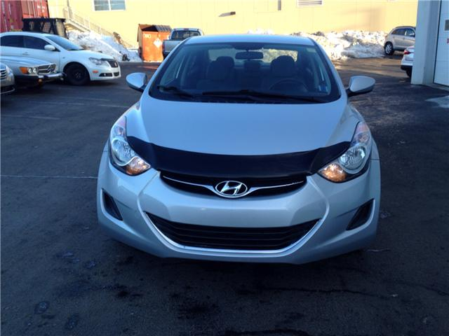 2013 Hyundai Elantra GLS (Stk: p18-181a) in Dartmouth - Image 2 of 12