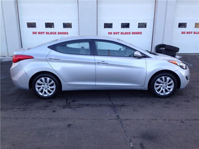 2013 Hyundai Elantra GLS (Stk: p18-181a) in Dartmouth - Image 4 of 12