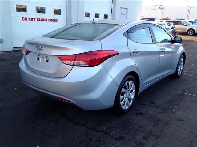 2013 Hyundai Elantra GLS (Stk: p18-181a) in Dartmouth - Image 5 of 12