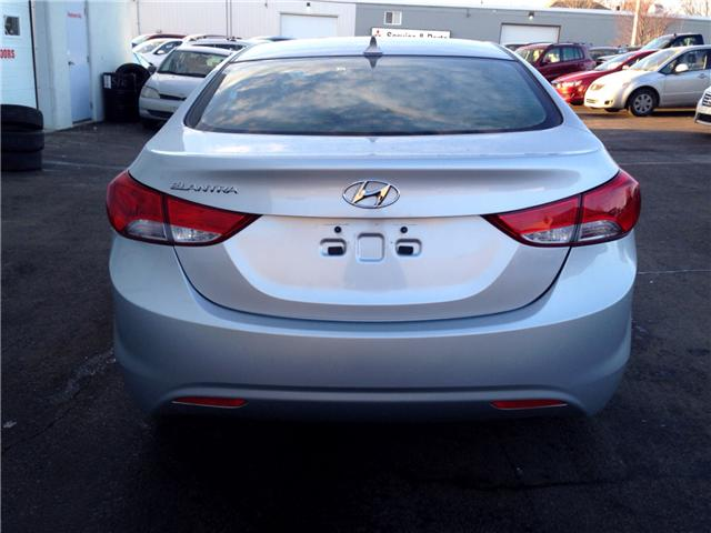 2013 Hyundai Elantra GLS (Stk: p18-181a) in Dartmouth - Image 6 of 12