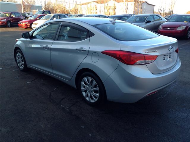 2013 Hyundai Elantra GLS (Stk: p18-181a) in Dartmouth - Image 7 of 12