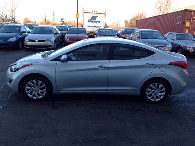 2013 Hyundai Elantra GLS (Stk: p18-181a) in Dartmouth - Image 8 of 12