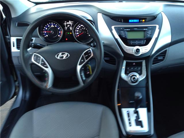2013 Hyundai Elantra GLS (Stk: p18-181a) in Dartmouth - Image 11 of 12