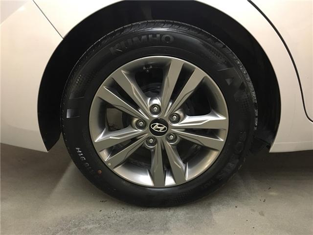 2018 Hyundai Elantra GL SE (Stk: WE143) in Edmonton - Image 9 of 24