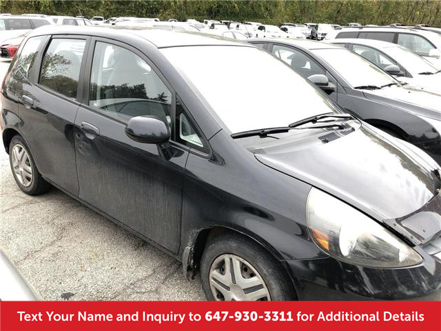 2008 Honda Fit LX (Stk: K7131A) in Mississauga - Image 2 of 10