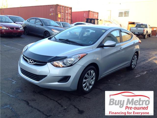 2013 Hyundai Elantra GLS (Stk: p18-181a) in Dartmouth - Image 1 of 12