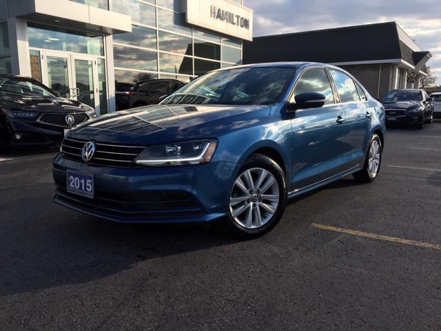 2017 Volkswagen Jetta Wolfsburg Edition (Stk: 1712340) in Hamilton - Image 1 of 20