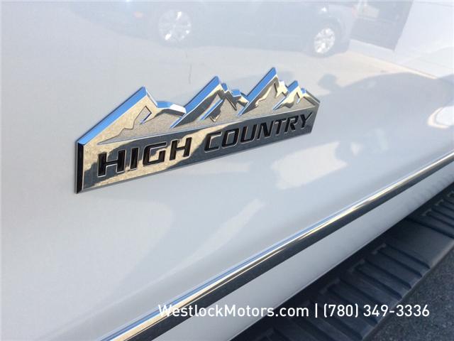 2019 Chevrolet Silverado 3500HD High Country (Stk: 19T4) in Westlock - Image 8 of 27