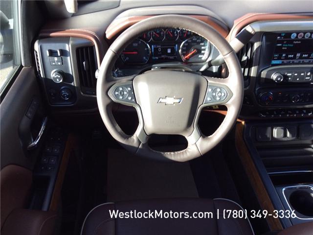 2019 Chevrolet Silverado 3500HD High Country (Stk: 19T4) in Westlock - Image 13 of 27