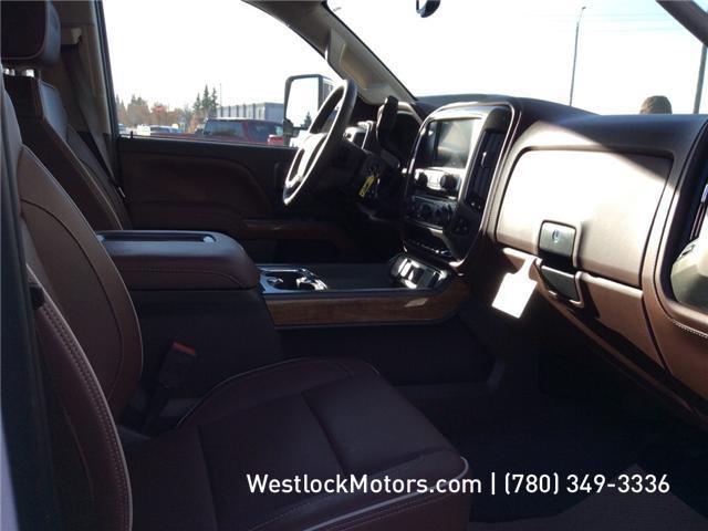 2019 Chevrolet Silverado 3500HD High Country (Stk: 19T4) in Westlock - Image 15 of 27