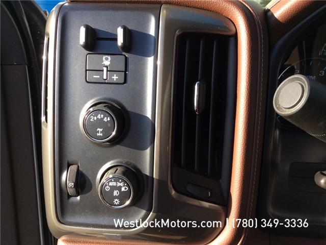 2019 Chevrolet Silverado 3500HD High Country (Stk: 19T4) in Westlock - Image 18 of 27