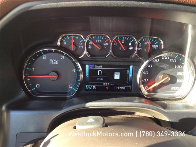 2019 Chevrolet Silverado 3500HD High Country (Stk: 19T4) in Westlock - Image 21 of 27