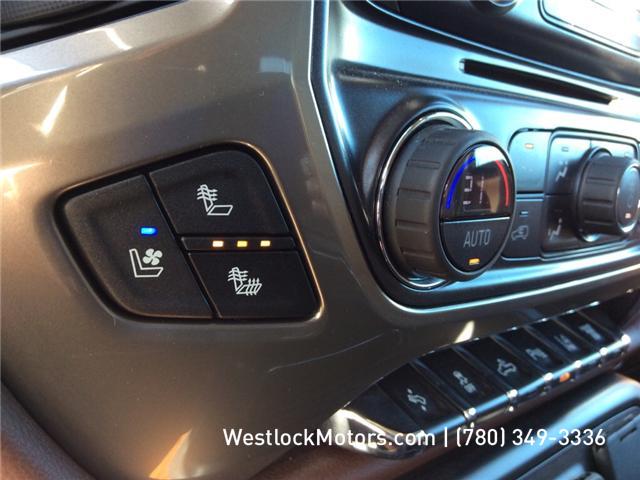 2019 Chevrolet Silverado 3500HD High Country (Stk: 19T4) in Westlock - Image 23 of 27