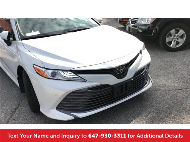 2018 Toyota Camry XLE V6 (Stk: J4401) in Mississauga - Image 2 of 20