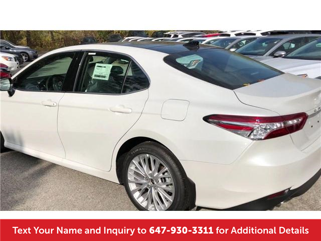 2018 Toyota Camry XLE V6 (Stk: J4401) in Mississauga - Image 6 of 20