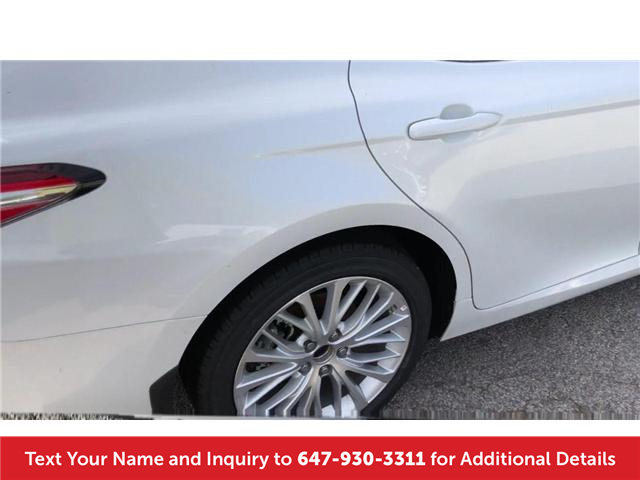 2018 Toyota Camry XLE V6 (Stk: J4401) in Mississauga - Image 8 of 20