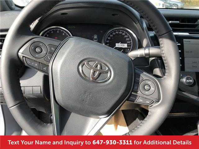2018 Toyota Camry XLE V6 (Stk: J4401) in Mississauga - Image 14 of 20