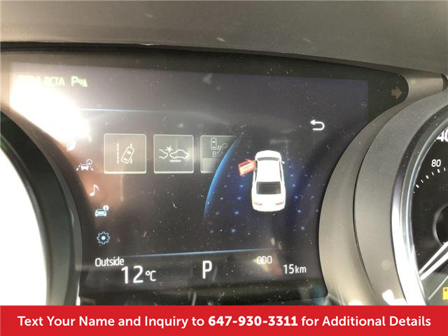 2018 Toyota Camry XLE V6 (Stk: J4401) in Mississauga - Image 15 of 20