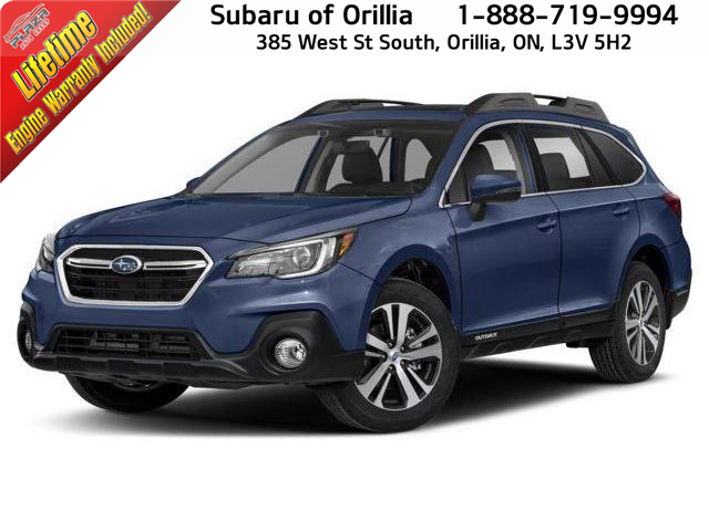 2019 Subaru Outback 3.6R Limited (Stk: DS5175) in Orillia - Image 1 of 9