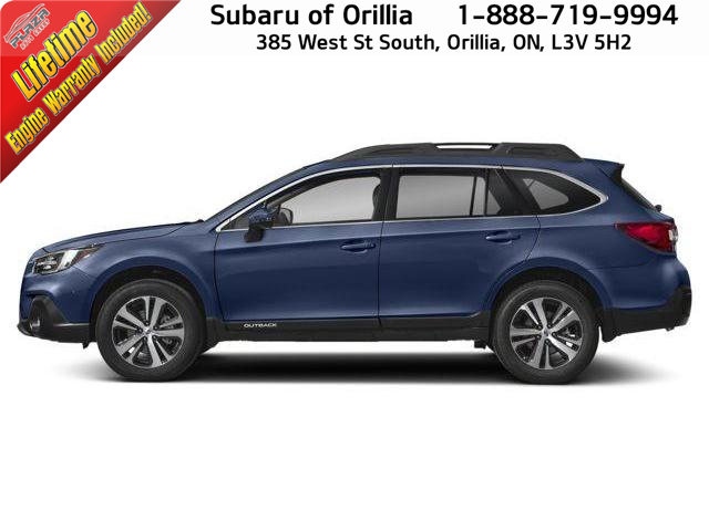 2019 Subaru Outback 3.6R Limited (Stk: DS5175) in Orillia - Image 2 of 9