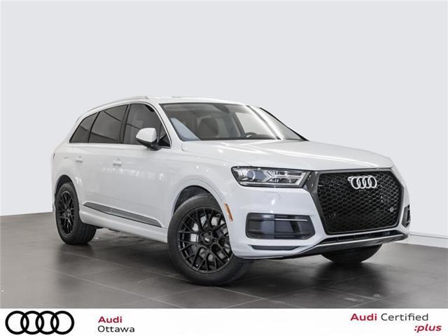 2018 Audi Q7 30t Technik At 69888 For Sale In Ottawa Audi Ottawa