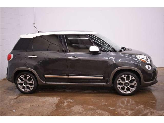 2014 Fiat 500L TREKKING - NAV * BACKUP CAM * SUNROOF (Stk: B2677) in Napanee - Image 1 of 30