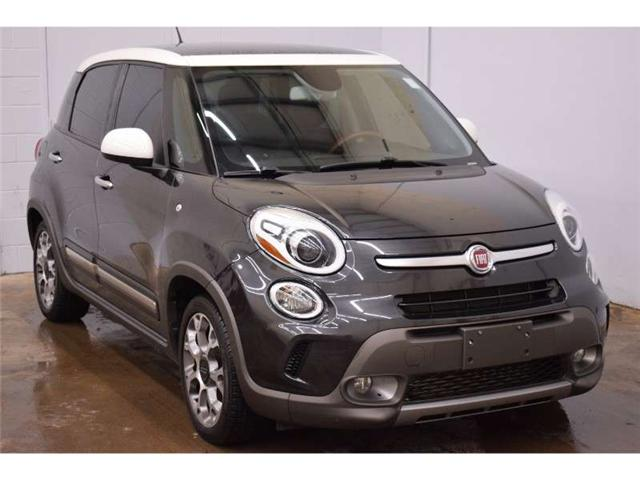 2014 Fiat 500L TREKKING - NAV * BACKUP CAM * SUNROOF (Stk: B2677) in Napanee - Image 2 of 30
