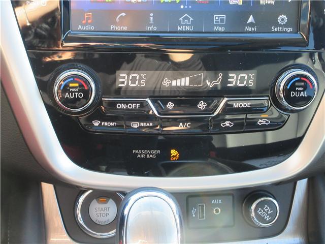 2018 Nissan Murano SL (Stk: 7911) in Okotoks - Image 7 of 26