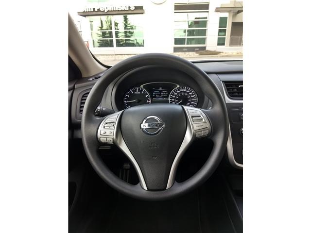2016 Nissan Altima 2.5 S (Stk: NE082) in Calgary - Image 13 of 20