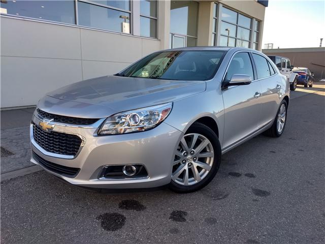 2016 Chevrolet Malibu Limited LTZ (Stk: NE083) in Calgary - Image 1 of 21