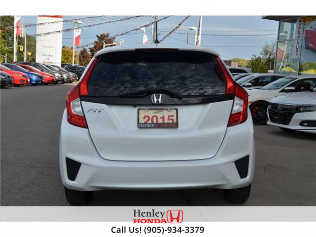 2015 Honda Fit LX (Stk: R9224) in St. Catharines - Image 6 of 24