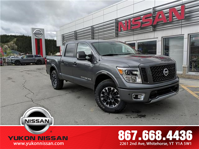 2016 Nissan Titan XD PRO-4X Gas (Stk: 8TD4878A) in Whitehorse - Image 1 of 1