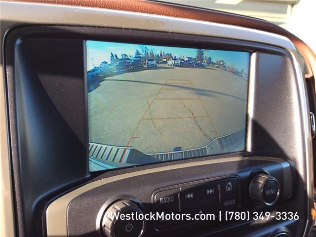 2019 Chevrolet Silverado 3500HD High Country (Stk: 19T4) in Westlock - Image 26 of 27