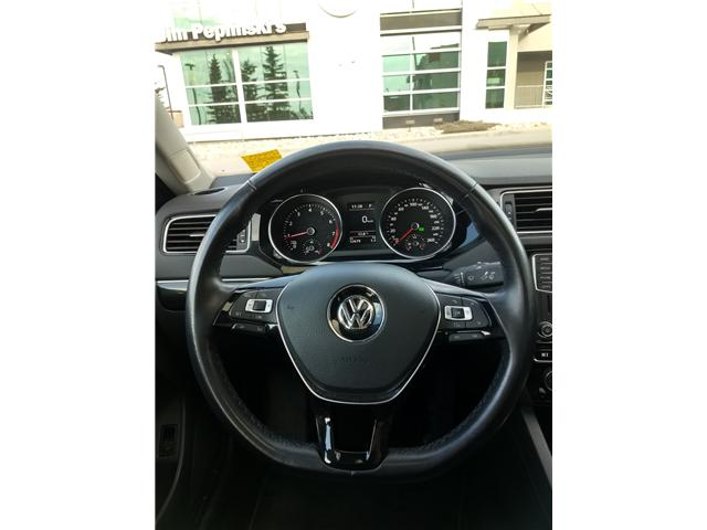 2017 Volkswagen Jetta Wolfsburg Edition (Stk: NE019) in Calgary - Image 16 of 21
