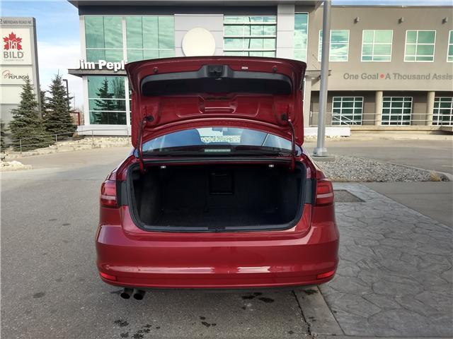 2017 Volkswagen Jetta Wolfsburg Edition (Stk: NE019) in Calgary - Image 21 of 21