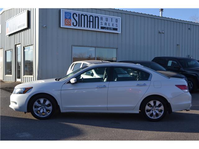 2009 Honda Accord EX-L V6 (Stk: PT1542) in Regina - Image 5 of 12