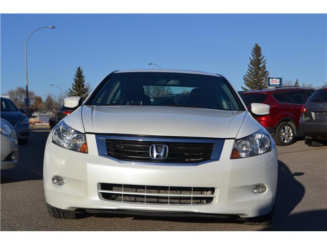 2009 Honda Accord EX-L V6 (Stk: PT1542) in Regina - Image 7 of 12
