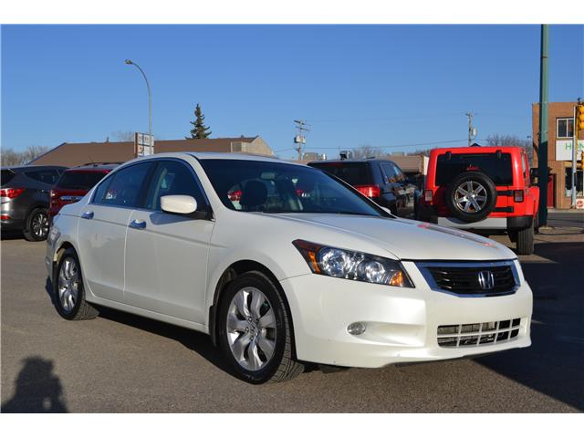 2009 Honda Accord EX-L V6 (Stk: PT1542) in Regina - Image 1 of 12