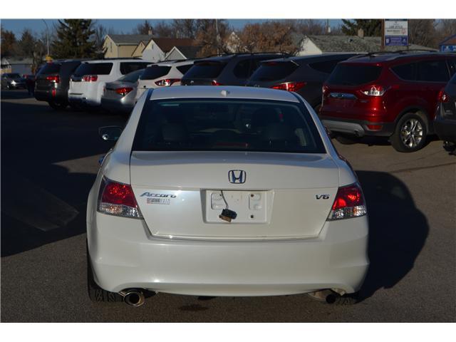 2009 Honda Accord EX-L V6 (Stk: PT1542) in Regina - Image 9 of 12