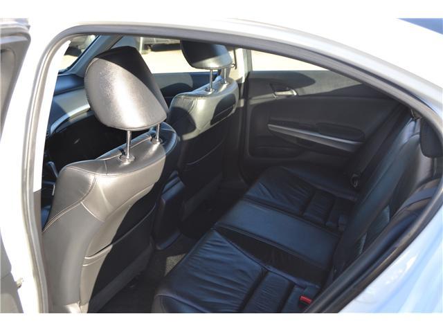 2009 Honda Accord EX-L V6 (Stk: PT1542) in Regina - Image 11 of 12