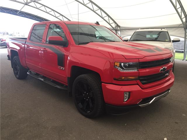 2017 Chevrolet Silverado 1500 2LT (Stk: 169219) in AIRDRIE - Image 1 of 19