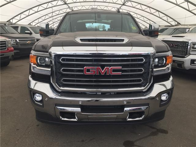 2018 GMC Sierra 2500HD SLT (Stk: 169086) in AIRDRIE - Image 2 of 20